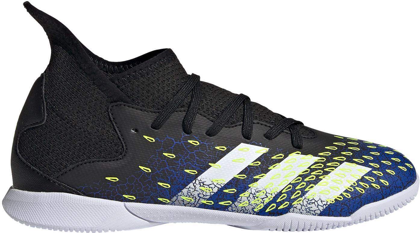 Sálovky adidas PREDATOR FREAK .3 IN J černá