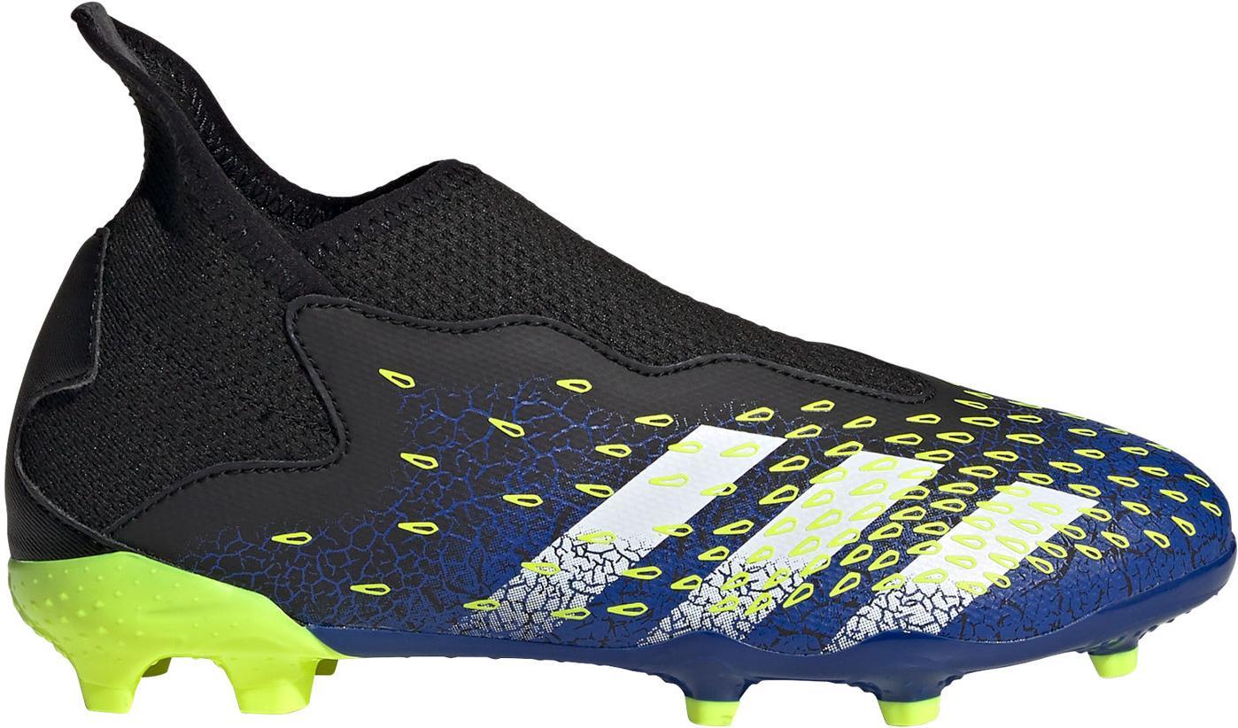Kopačky adidas PREDATOR FREAK .3 LL FG J černá