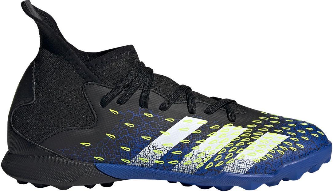 Kopačky adidas PREDATOR FREAK .3 TF J černá