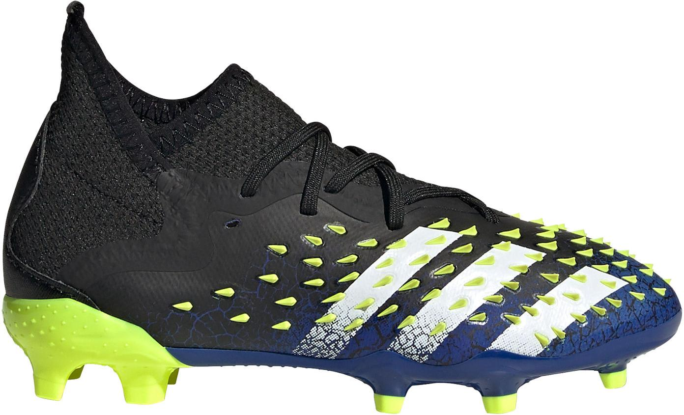 Kopačky adidas PREDATOR FREAK .1 FG J černá