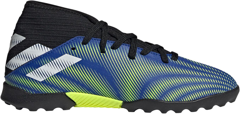 Kopačky adidas NEMEZIZ .3 TF J modrá