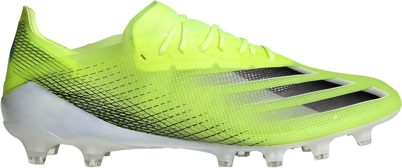 Kopačky adidas X GHOSTED.1 AG žlutá