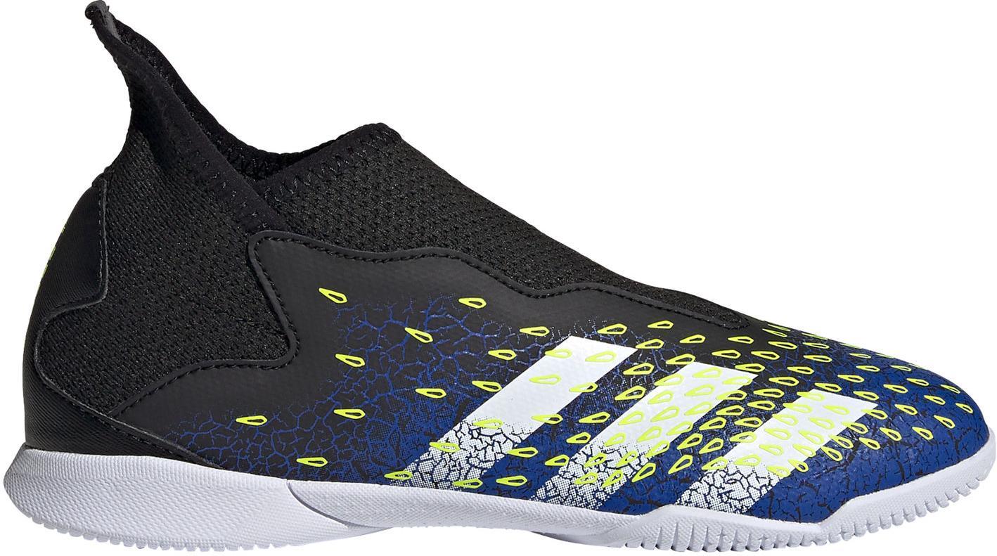 Sálovky adidas PREDATOR FREAK .3 LL IN J modrá