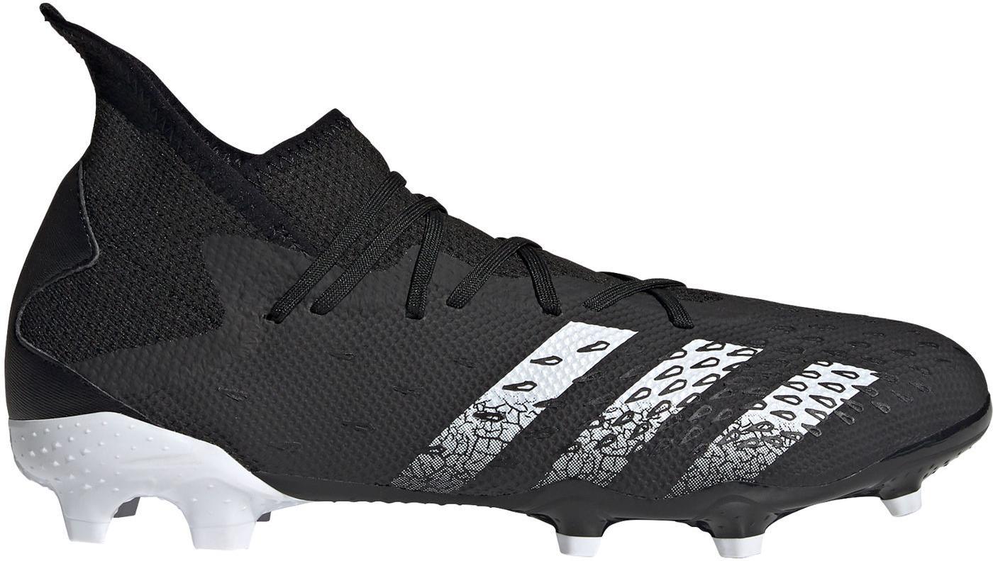 Kopačky adidas PREDATOR FREAK .3 FG černá