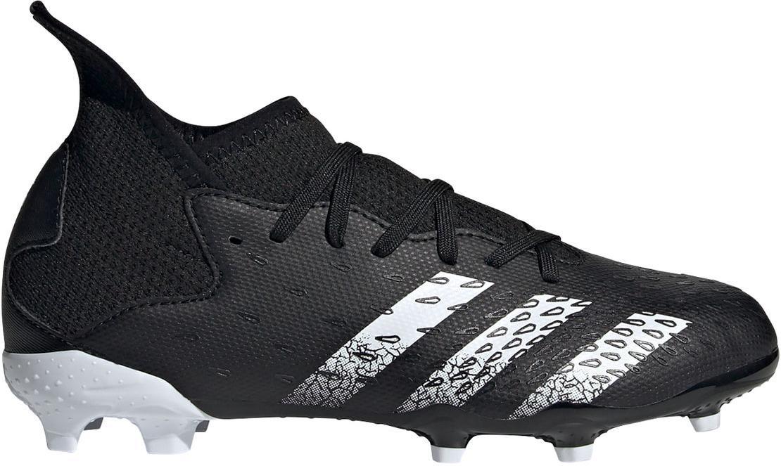 Kopačky adidas PREDATOR FREAK .3 FG J černá