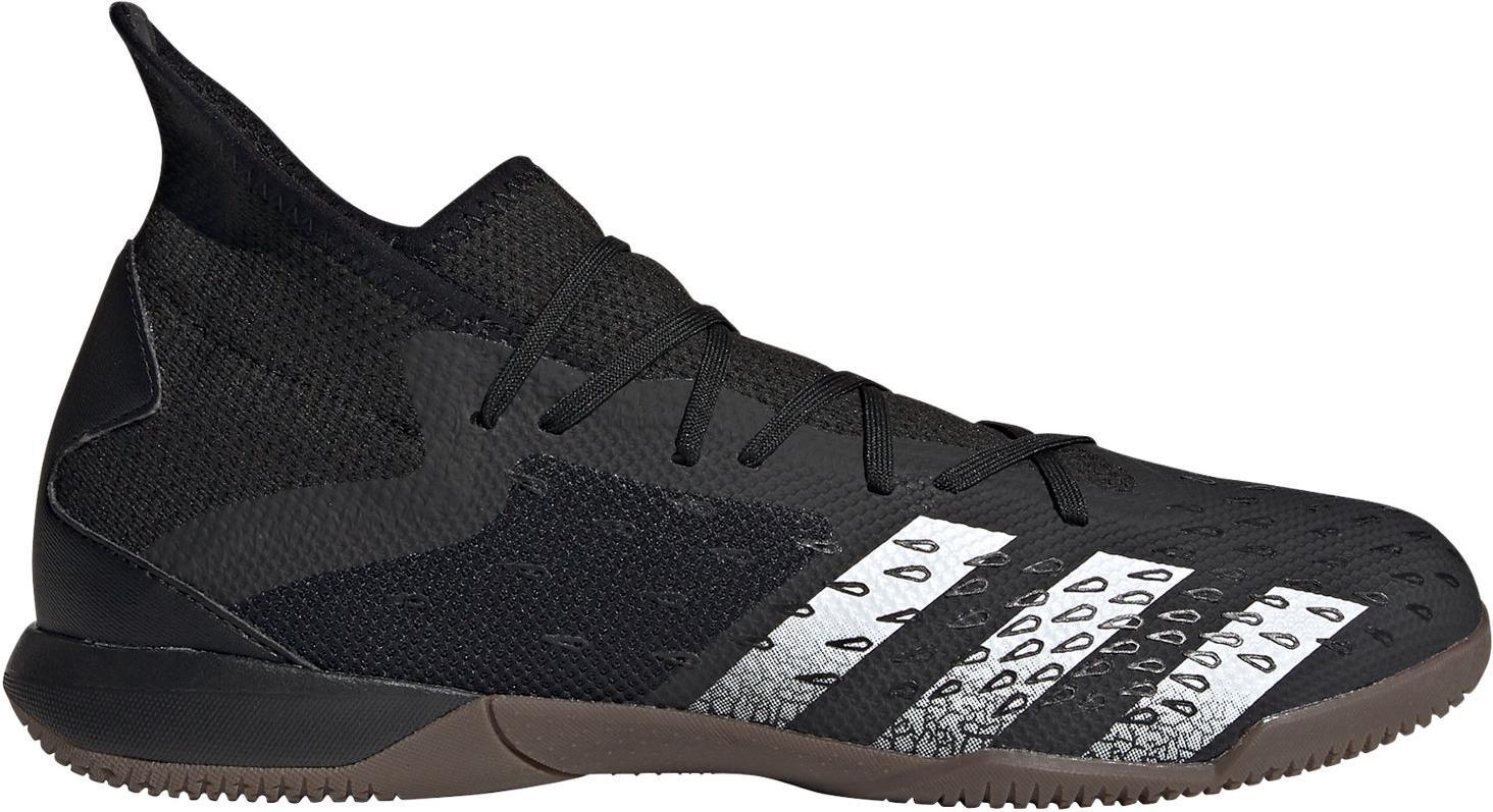 Sálovky adidas PREDATOR FREAK .3 IN černá