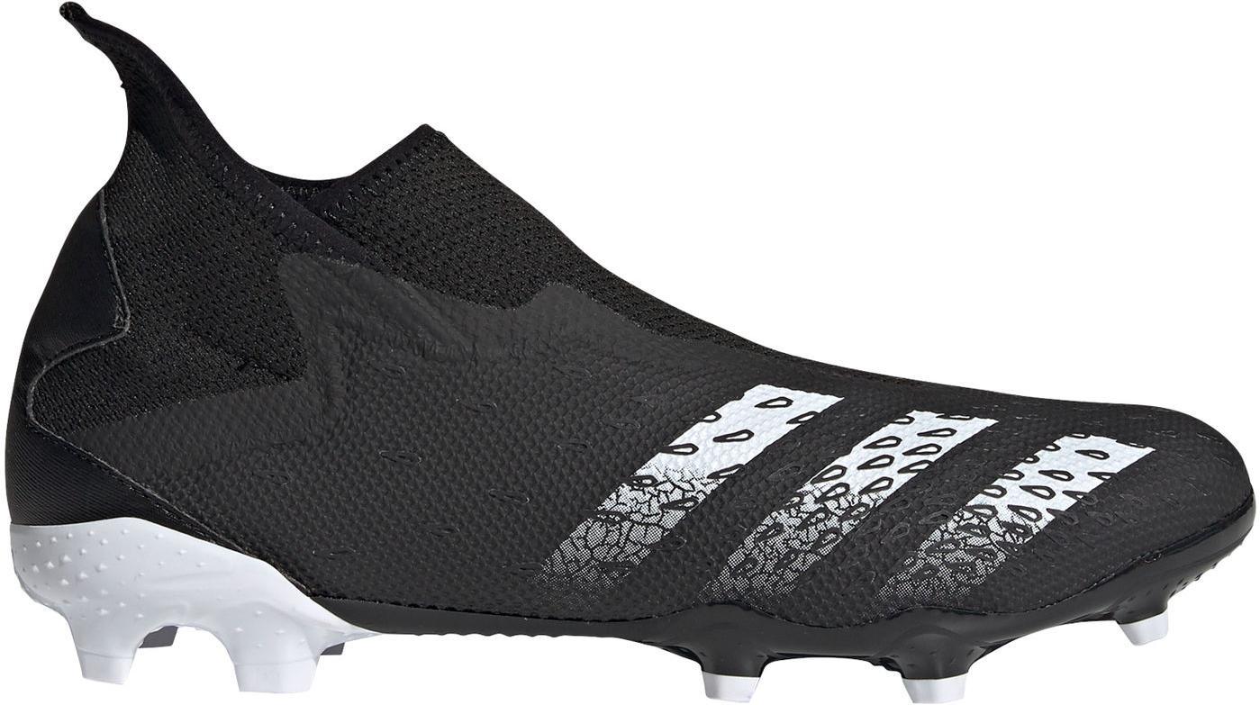 Kopačky adidas PREDATOR FREAK .3 LL FG černá