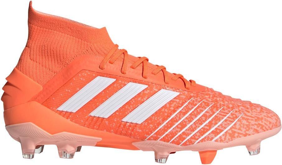 Kopačky adidas PREDATOR 19.1 FG W oranžová