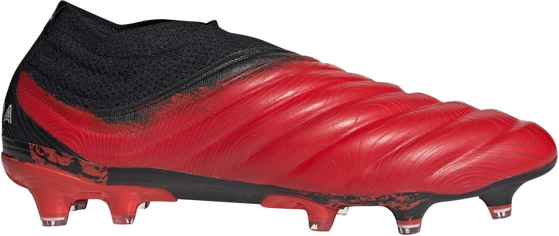 Kopačky adidas COPA 20+ FG červená