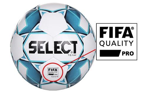 Fotbalový míč Select - FIFA QUALITY PRO