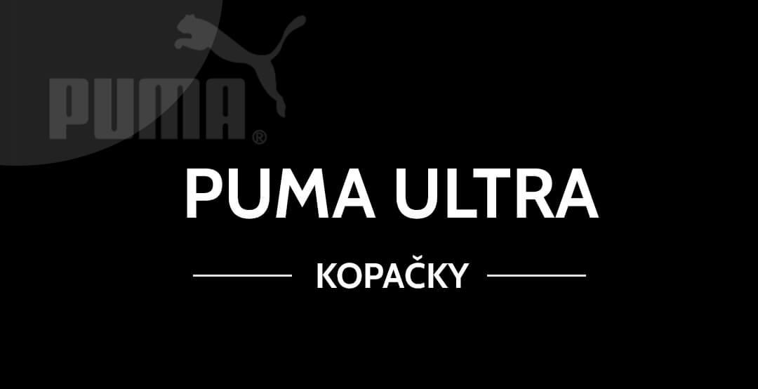 Kopačky Puma Ultra  [PŘEHLED] – aktuální modely 2021