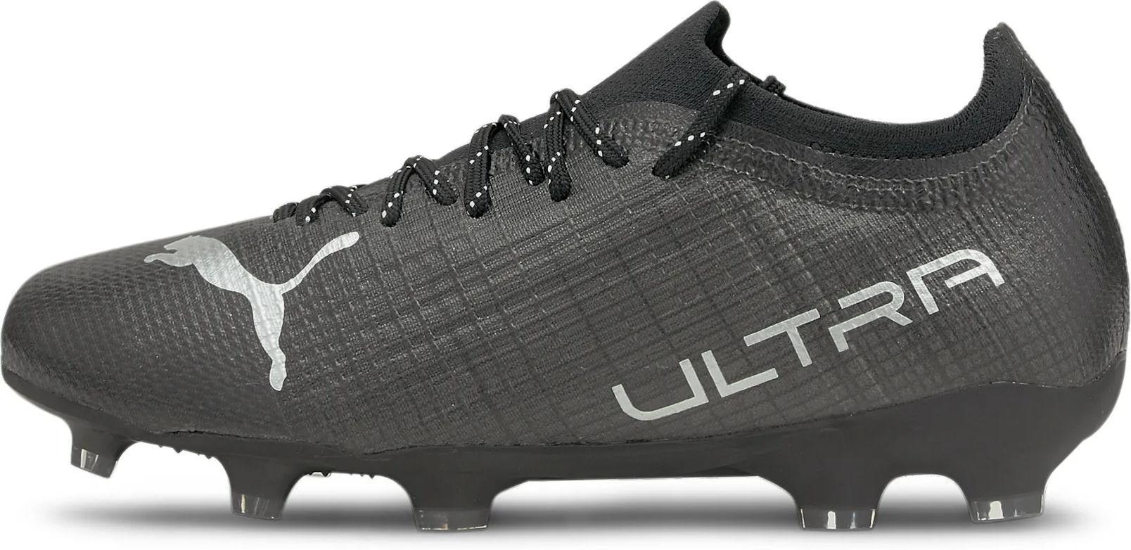 Kopačky Puma ULTRA 2.3 FG/AG Jr černá